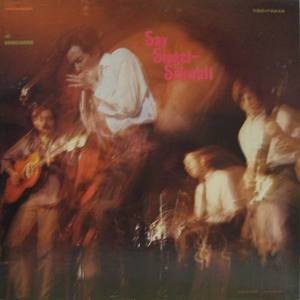 SIEGEL SCHWALL BAND - Say Siegel-Schwall