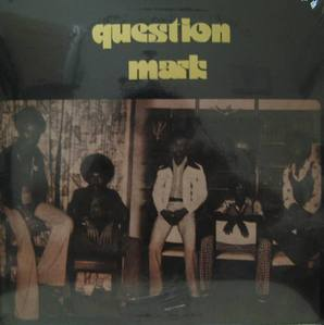 QUESTION MARK - 1974 KENYA / AFRO PSYCH MONSTER / Shadoks