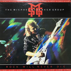 MICHAEL SCHENKER GROUP - LIVE !
