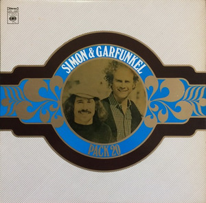 SIMON AND GARFUNKEL - Simon & Garfunkel Pack 20