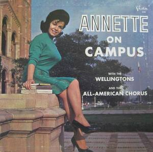 ANNETTE - ON CAMPUS