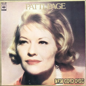 PATTI PAGE - NEW GOLD DISC