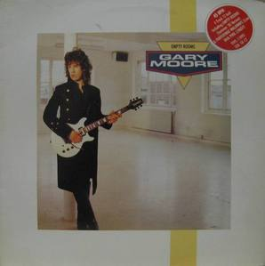GARY MOORE - EMPTY ROOMS (Long Version)