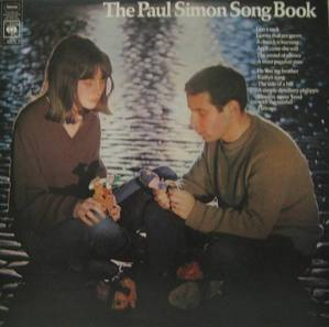 PAUL SIMON - SONG BOOK