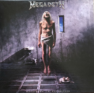 MEGADETH - COUNTDOWN TO EXTINCTION (PROMO 각인/해설지)