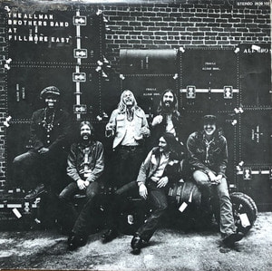 ALLMAN BROTHERS BAND - At Fillmore East (2LP)