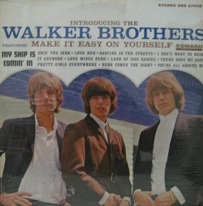 WALKER BROTHERS - Introducing The Walker Brothers