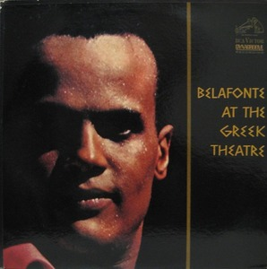 HARRY BELAFONTE - AT THE GREEK THEATRE (2LP)