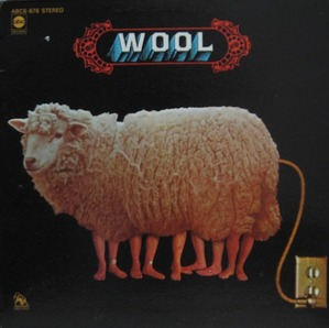 WOOL - WOOL (5인조밴드(여성보컬) '69'US Psychedelic Rock Band)