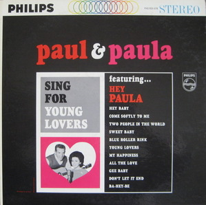 PAUL & PAULA - Sing for Young Lovers [Stereo]