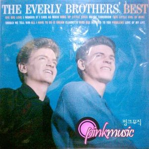 EVERLY BROTHERS - The Every Brothers Best