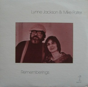 LYNNE JACKSON & MIKE PALTER - REMEMBERINGS
