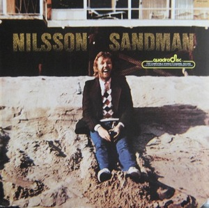 HARRY NILSSON - SANDMAN (QUADRA DISC/4 CHANNEL RECORD)