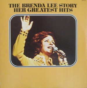 BRENDA LEE - BRENDA LEE GREATEST HITS (2LP)
