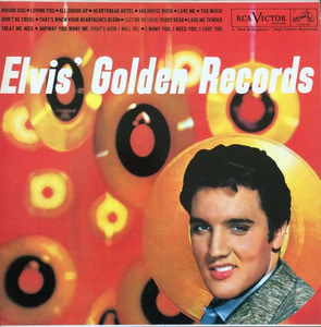 ELVIS PRESLEY - GOLDEN RECORDS