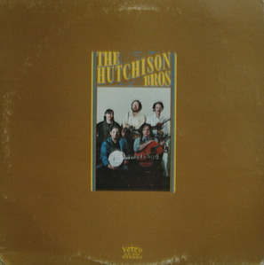 HUTCHISON BROS - The Hutchison Bros