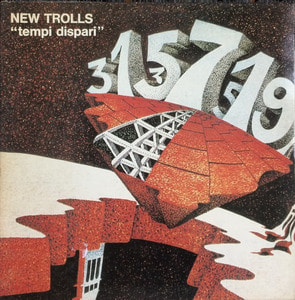 NEW TROLLS - TEMPI DISPARI