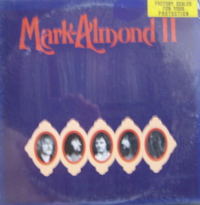 MARK ALMOND - MARK ALMOND II