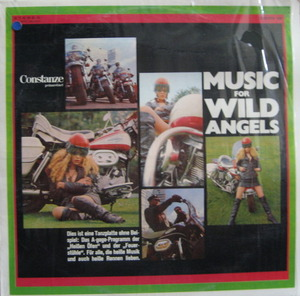 WILD ANGELS - MUSIC FOR WILD ANGELS