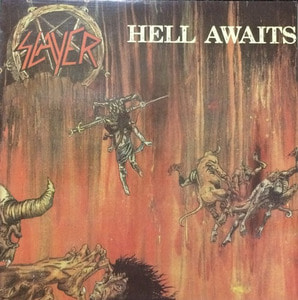 SLAYER - Hell Awaits (해설지)
