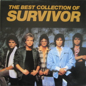 SURVIVOR - THE BEST COLLECTION OF SURVIVOR