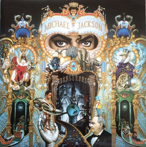 MICHAEL JACKSON - DANGEROUS (2LP)