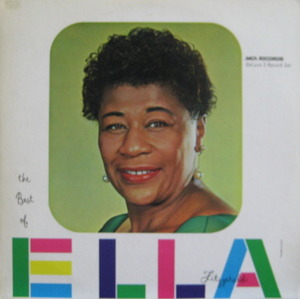 ELLA FITZGERALD - The Best Of Ella (2LP)