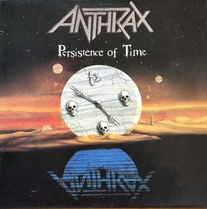 ANTHRAX - PERSISTENCE OF TIME (해설지)