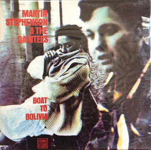 MARTIN STEPHENSON & THE DAINTEES - BORN TO BOLIVIA (미개봉/SAMPLE RECORD)