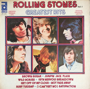 ROLLING STONES - GREATEST HITS VOL.1